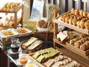 吉祥寺東急REIホテル:朝食バイキング「ブレッドバー」