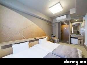 ■和風ツインルーム16.3㎡ ベッドサイズ 120×195センチ