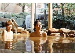 有馬温泉 有馬ロイヤルホテル:金泉露天風呂でゆったりと♪