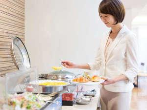 コンフォートホテル小松:豊富な無料朝食☆