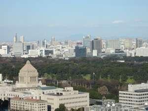 35階クラブラウンジや36階MIXXバー&ラウンジからの眺め(イメージ)
