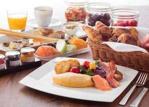 ANAインターコンチネンタルホテル東京:「カスケイドカフェ」のモーニングブッフェ(イメージ)