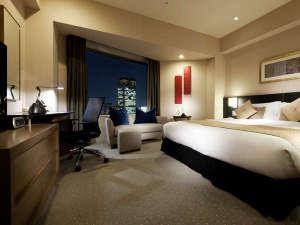 ANAインターコンチネンタルホテル東京:夜景を愉しめる28階以上の高層階に位置する「プレミア」はカップルステイにおすすめ