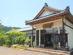三川温泉 新かい荘【外観】