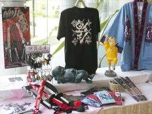 伊賀と言えば「忍者」ですね!忍者グッズを多数取り揃えております。お土産にお気に入りの一品を!