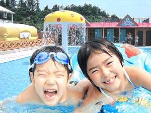 あわら温泉 あわらグランドホテル:芝政ワールド&海水浴場は車で10分!近くて便利 夏休みの思い出いっぱいつくっちゃお★