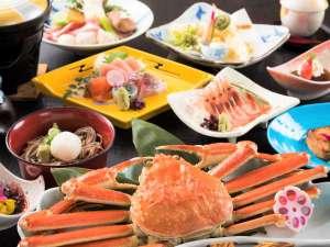 あわら温泉 あわらグランドホテル:福井で泊まるならやっぱりカニ!(蟹の大きさはアップグレードできます)