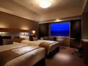 ホテルメトロポリタン長野:■2009年2月高層階にエグゼクティブフロア誕生~DXツイン=30平米=■