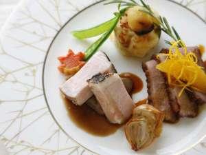 ラビスタ大雪山:■ノンノ■北海道の食材を活かした創作フレンチディナー