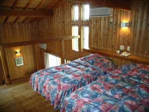 貸別荘 小さなリゾートハウス:ツインベッドルーム