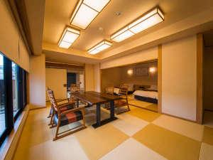スイートルーム檜扇(ひおうぎ)