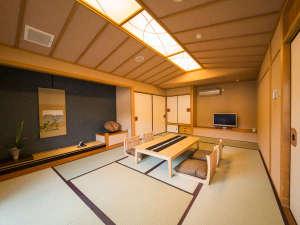 スイートルーム檜扇(ひおうぎ)和室