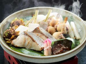 瀬戸の春魚と美作山菜の旬彩焼き