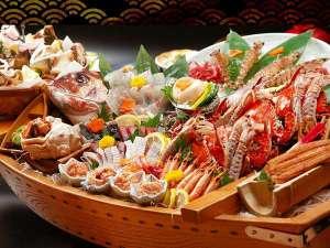 赤穂温泉 鹿久居荘(かくいそう) 赤穂店:豊漁盛 瀬戸内料理を堪能出来る料理