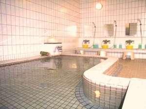 ホテル28広島:気持ちいい大浴場で心も身体もリラックス♪朝風呂もご利用いただけます。(写真は男性用)