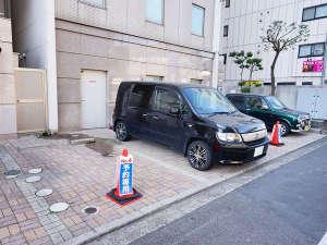 【有料駐車場】完全予約制でございます。