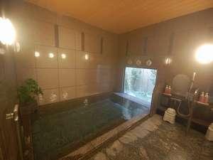ホテルルートイン鶴岡駅前:☆ラジウム人工温泉大浴場「旅人の湯」は男女別です。深夜2時迄、朝5時より利用可能