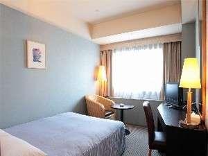 全室19階以上『横浜テクノタワーホテル』:全室シモンズベッド。ソファータイプのお部屋も有ります。※写真はイメージです。
