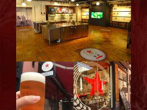 ホテルクラビーサッポロ:札幌開拓使麦酒醸造所にあります無料の博物館。お気軽にサッポロビールの歴史に触れて下さい。