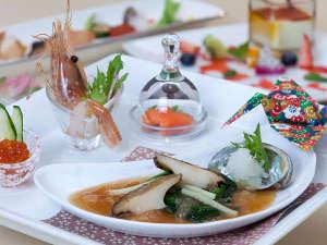 ホテルクラビーサッポロ:イル・モメントでゆっくりお召し上がりいただける女性におすすめ朝食すずらん御膳
