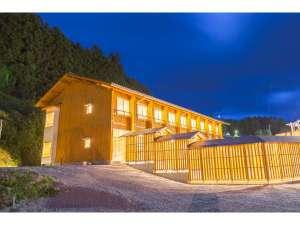 南三陸まなびの里 いりやど:南三陸町産の杉材をふんだんに使用した、いりやどアネックスが昨年8月に新たにオープンしました