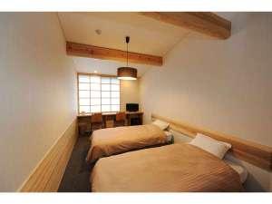 南三陸まなびの里 いりやど:アネックスは木のあたたかみを感じられるお部屋となっております