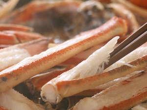 香ばしい香りで人気の高い焼き蟹