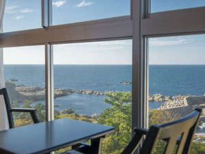 お部屋から眺める海は最高!