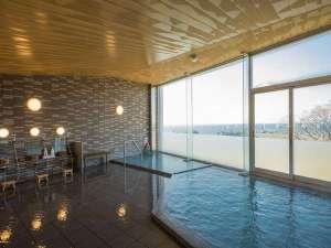源泉かけながし海彩の湯宿 鷹巣荘:保温効果も!ポカポカ感が持続します♪
