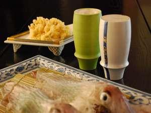 日本酒で乾杯!!大吟醸と旨い魚で至福の時を♪大吟醸720ml1本付き【ほろ酔いプラン】