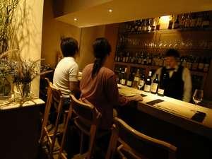 HOTEL ARIA 沼津 [ホテルアリア 沼津]:ワインバー「NINOE」 地元の方も数多く魅了される数少ない本格ワインバー♪