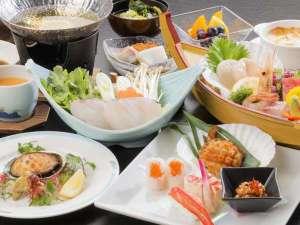 浄土ヶ浜パークホテル:冬の味覚膳 イメージ