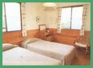 ペンションにいみ:ツインだけではなく3~6人部屋もご用意してます!