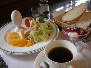 ペンションにいみ:朝食