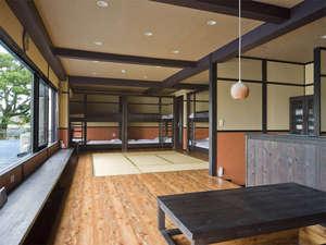 宿屋 きよみ荘:1棟貸切でコテージ感覚!秘密基地はバス・トイレ付で、さらにキッチン付☆使い方はいろいろです♪