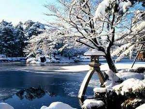 ホテル日航金沢:冬の金沢もオススメ!澄んだ空気、そして冬の風物詩「雪吊り」が素敵です♪