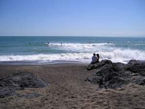 グルメペンション 青い海