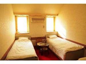 ファミリー&リゾート川ばた:洋室ツインルーム