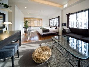 HOLIDAY HOUSE グリーンガーデン:デラックスツイン