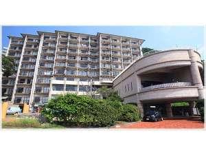 熱川シーサイドホテル 外観