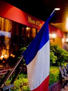 ロングサンドホテル:1階のフレンチレストラン