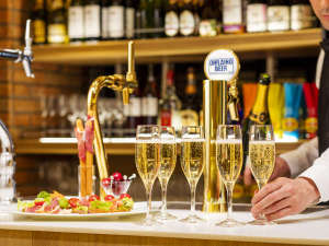 ホテルアンビエント蓼科:アルコール類やソフトドリンクも豊富にご用意しています。