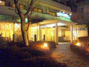 岡谷セントラルホテル 外観