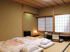 霧島温泉 純和風旅館 牧水荘:【客室一例】ゆったり流れる時間をお過ごし頂けます。