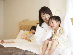 ホテル日航関西空港:家族旅行の思い出作りのお手伝いをします
