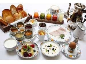 神戸北野ホテル:朝食のイメージ