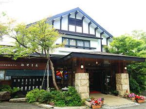 元湯大露天風呂みやま荘の写真