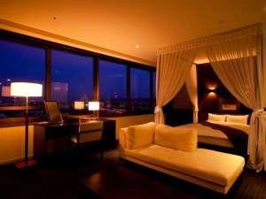 菊南温泉ユウベルホテル:【特別洋室 805号室】