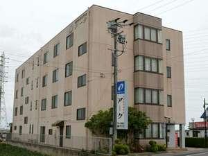 ビジネスホテルアーク碧南店 外観