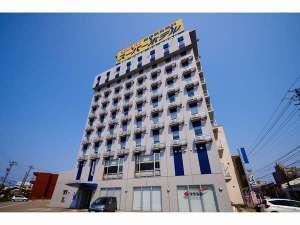 スーパーホテル高岡駅南 外観